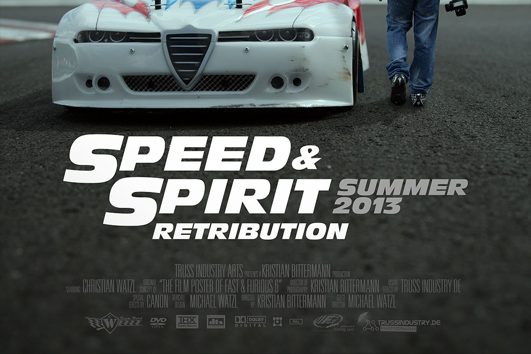 Speed Spirit Poster 2 Team Watzl Breisig