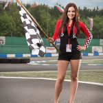 Team Watzl Grid Girl