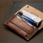 Tobacco Pouch Hulkbuster by KB Leather Works trussindustry.de