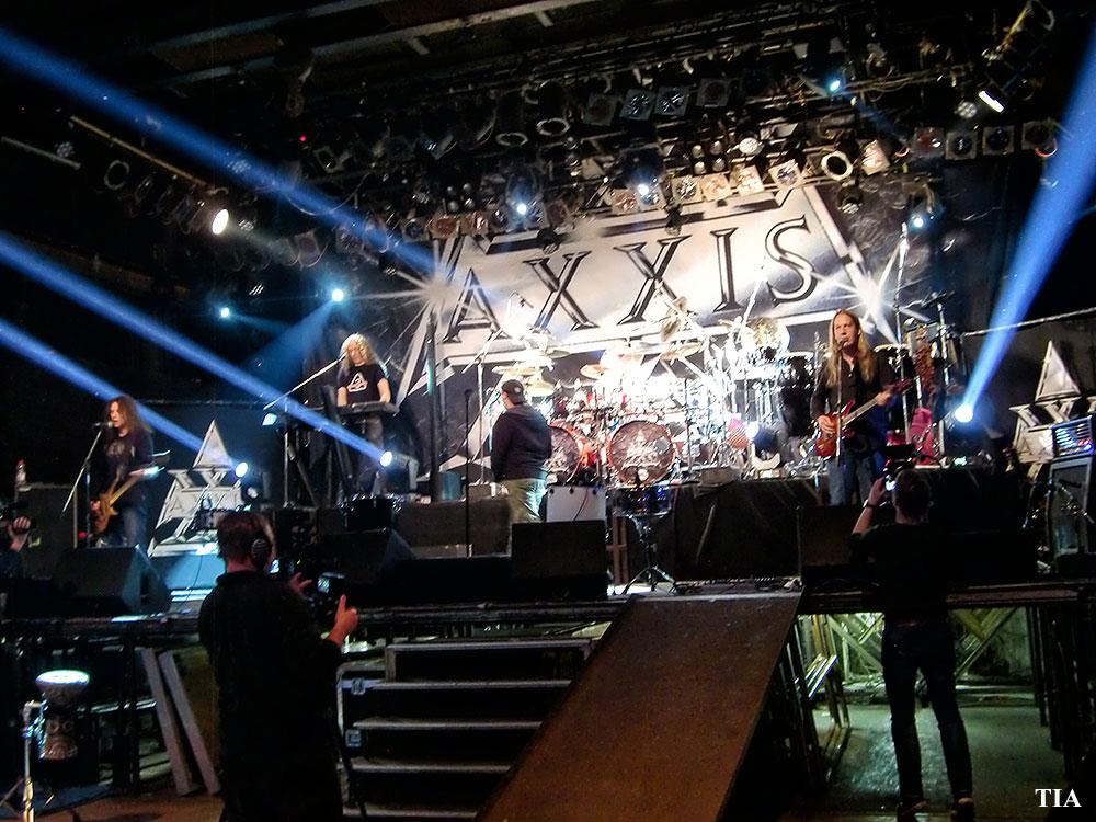 Axxis 25 Anniversary Show at Zeche Bochum 28.12.2014